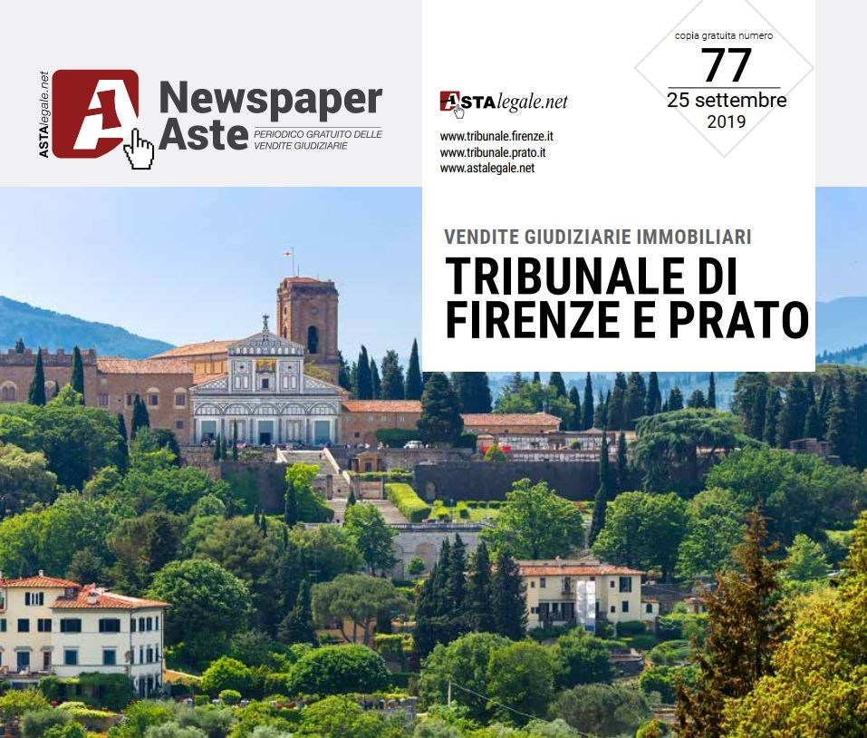 Newspaper Firenze Prato Settembre