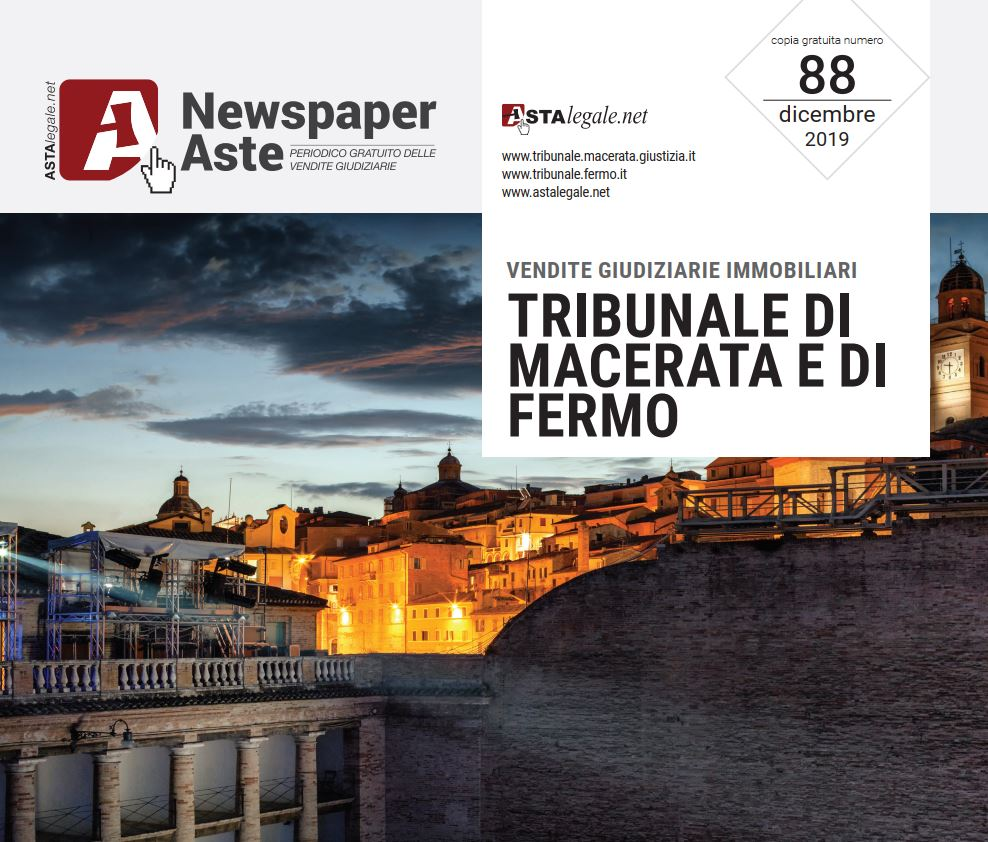 Newspaper Macerata Fermo Dicembre