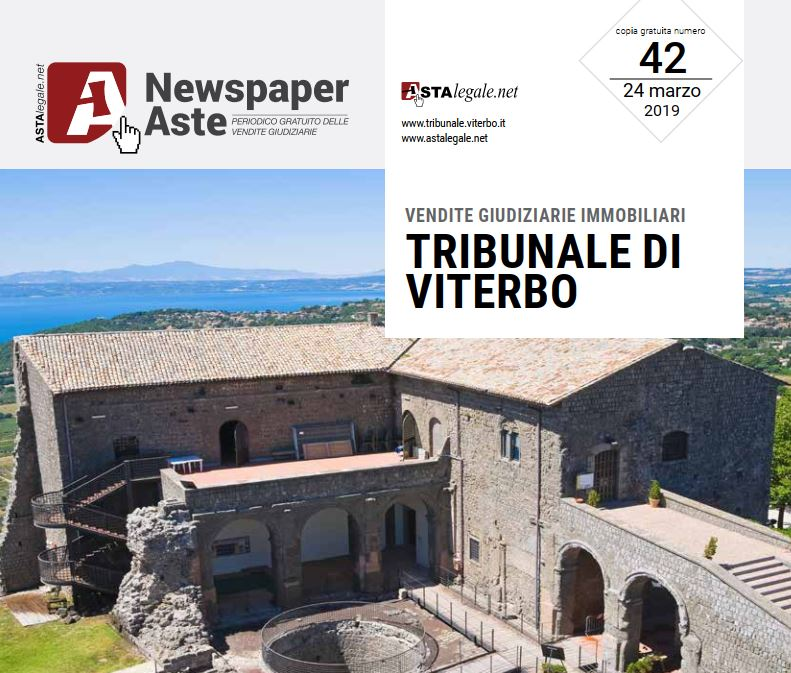 Newspaper Viterbo 24 Marzo