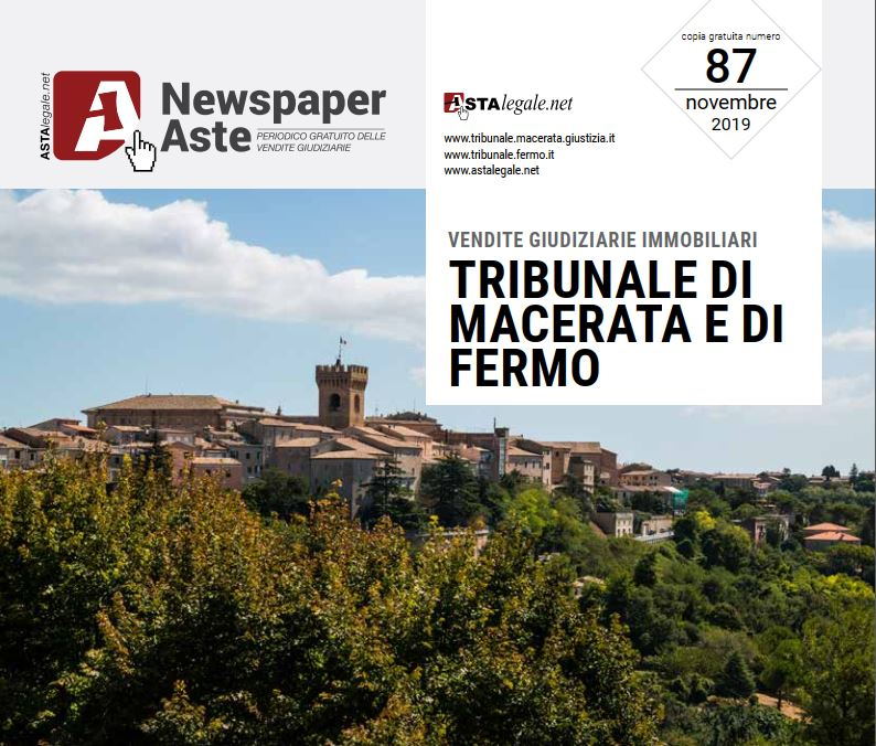 Newspaper Macerata Fermo Novembre