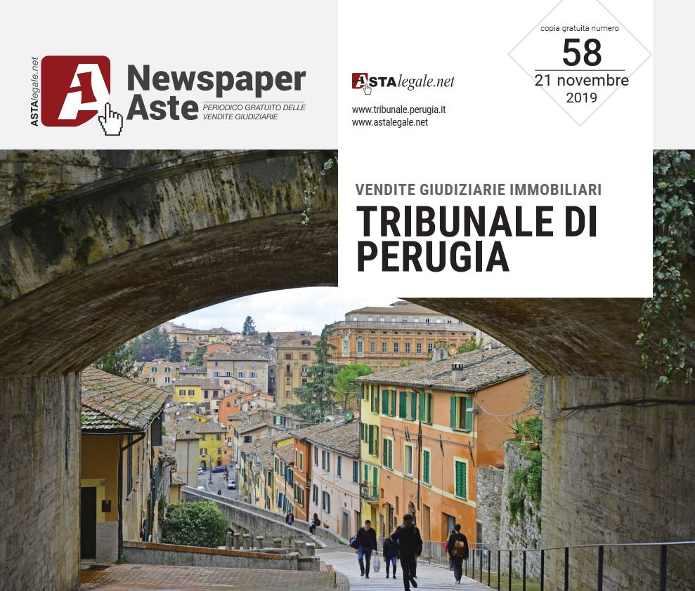 Newspaper Perugia 21 Novembre
