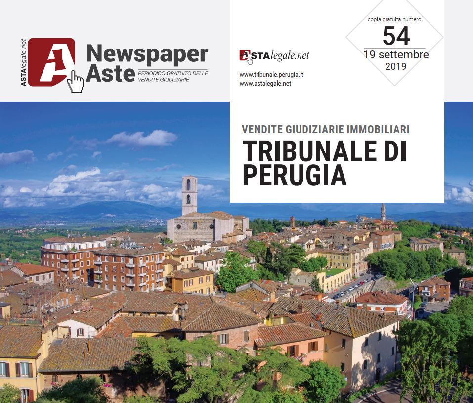 Newspaper Perugia 19 Settembre