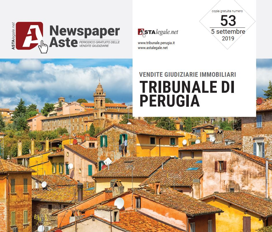 Newspaper Perugia 5 Settembre