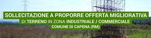 Terreno Commerciale