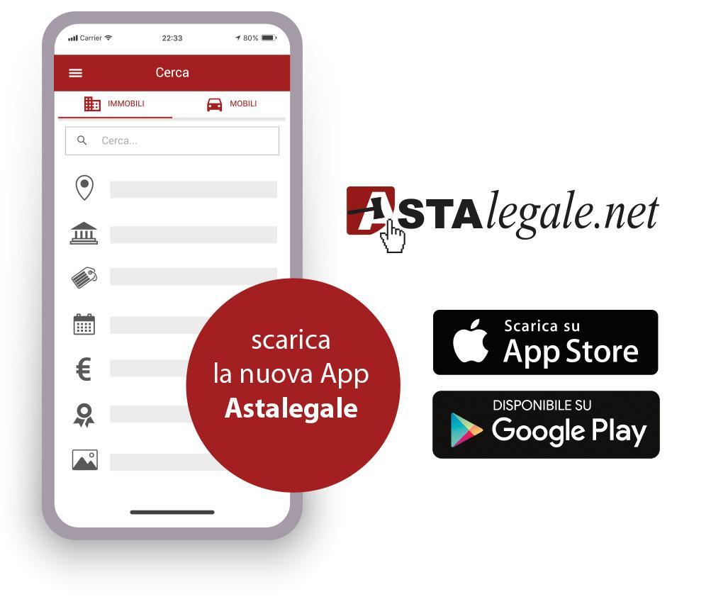 Astalegale.Net - Vendite giudiziarie immobiliari e mobiliari